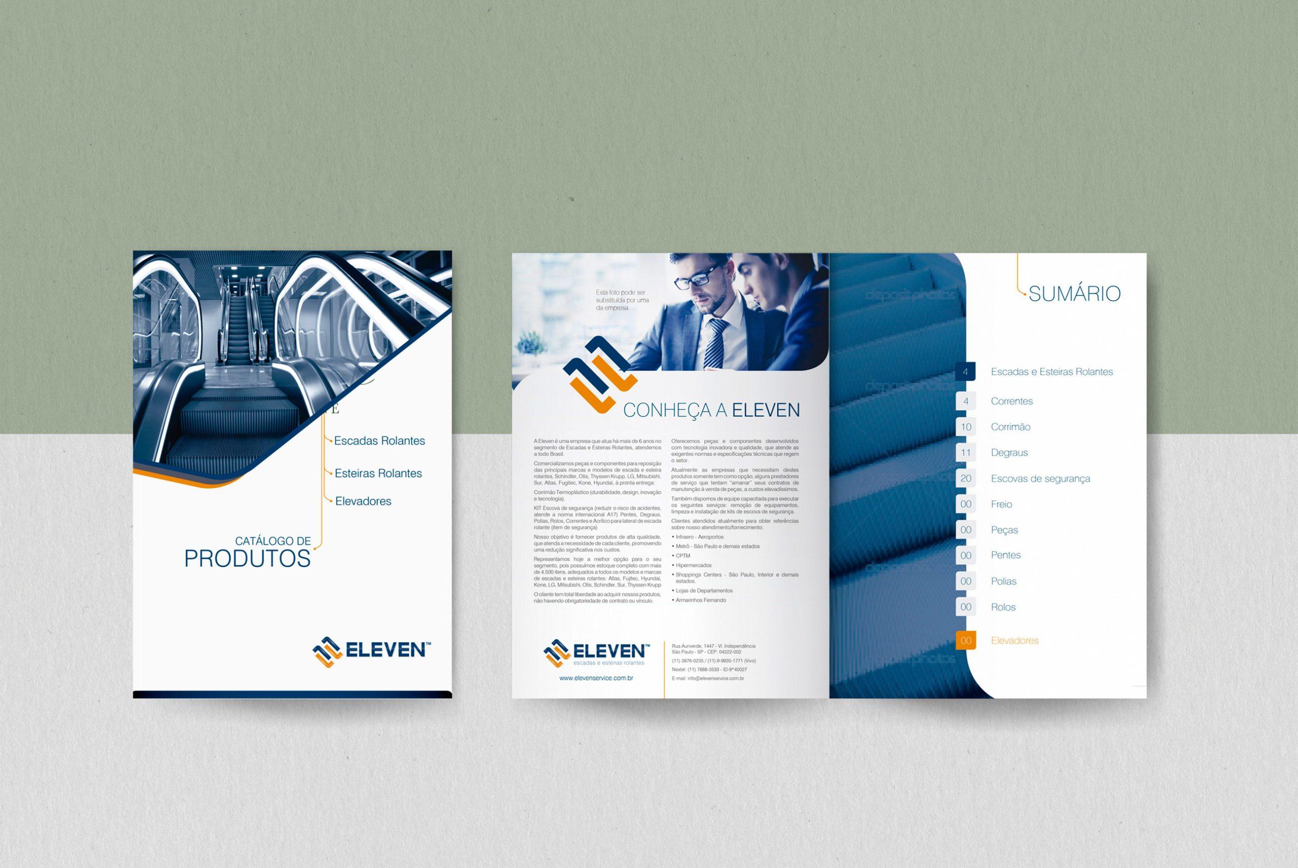 Catálogo Eleven Service