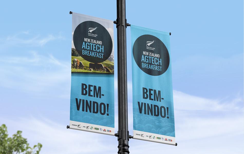 Banner Feira Agtech - NZTE